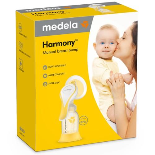 Medela Harmony Flex Pompe /à lait /à main ultra l/ég/ère et confortable